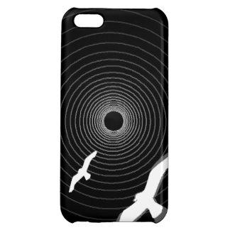 Vögel beleuchten am Ende des Tunnels iPhone 5C Hülle