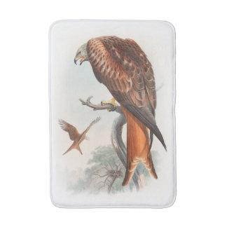 Vögel Drachen Glead Falke-Johns Gould von Badematte