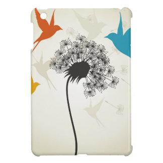 Vögel ein flower3 iPad mini hülle