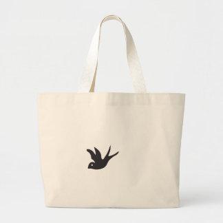 Vogel Einkaufstasche