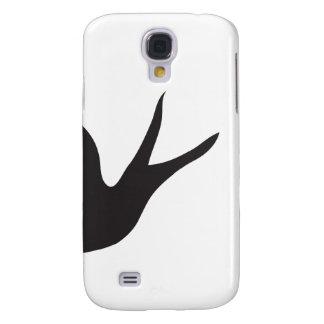 Vogel Galaxy S4 Hülle