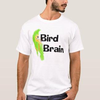 Vogel-Gehirn T-Shirt