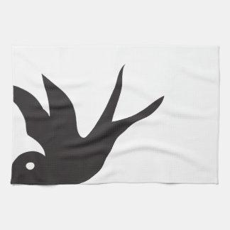 Vogel Handtücher