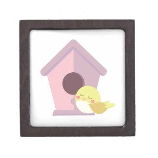 Vogel-Haus Schachtel
