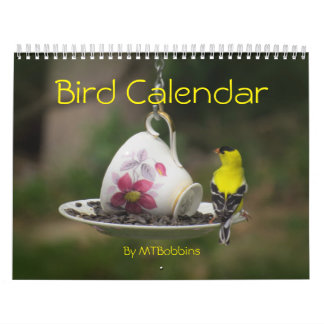 Vogel-Kalender Abreißkalender