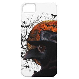 Vogel-Man iPhone 5 Hüllen