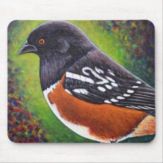 Vogel-Mausunterlage Mousepad