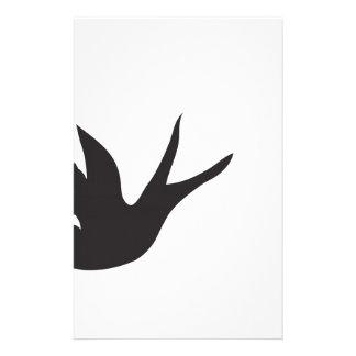 Vogel Personalisierte Büropapiere