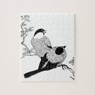 Vögel Puzzle