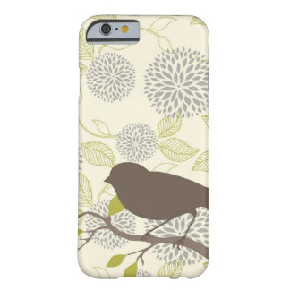 Vogel u. Blume iPhone 6 Fall Barely There iPhone 6 Hülle