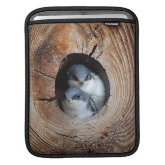 Vogelbabys iPad Sleeve
