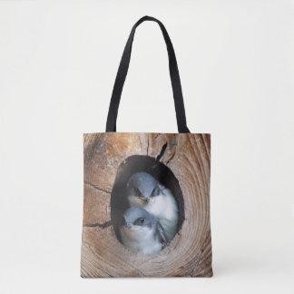 Vogelbabys Tasche