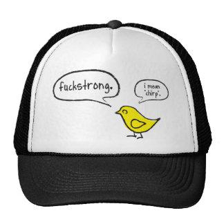 Vogelhut Netz Caps