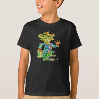 Vogelscheuchemäusetrick oder -käse T-Shirt