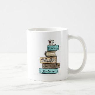 vol25- Wissen spricht Kaffeetasse