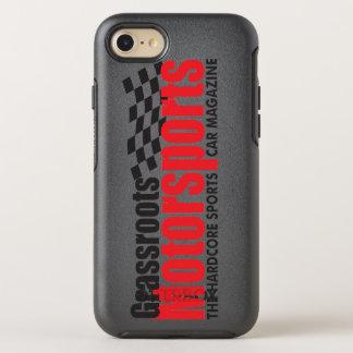 Völkermotorsports-Garagen-Telefon OtterBox Symmetry iPhone 8/7 Hülle