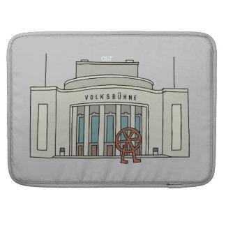 Volksbühne Berlin (Theater) Sleeve Für MacBooks