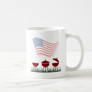 Volkstrauertag-GrillCookout Kaffeetasse