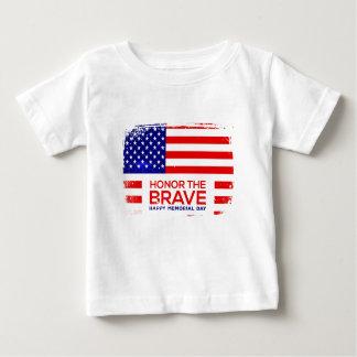 Volkstrauertag-Schmutz Baby T-shirt