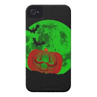 Voller Halloween-Mond iPhone 4 Case-Mate Hülle
