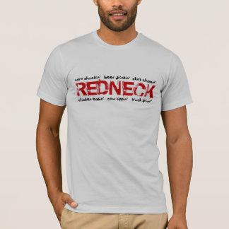 Vollerblühter Redneck T-Shirt