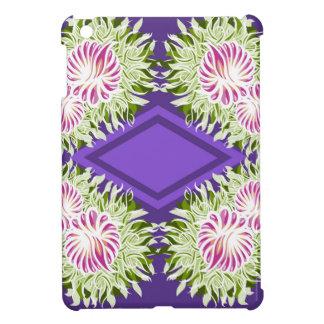 Volles Blüten-Muster iPad Mini Hülle