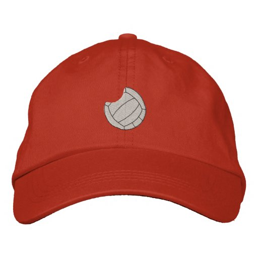 Volleyball Baseballcap