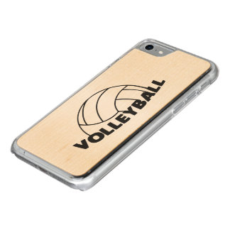 Volleyball Carved iPhone 8/7 Hülle