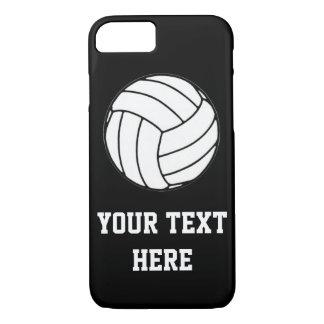 Volleyball (kundengerecht) iPhone 8/7 hülle