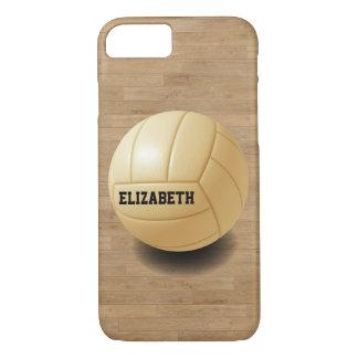 Volleyball-kundenspezifischer Ball iPhone 7 Fall iPhone 8/7 Hülle