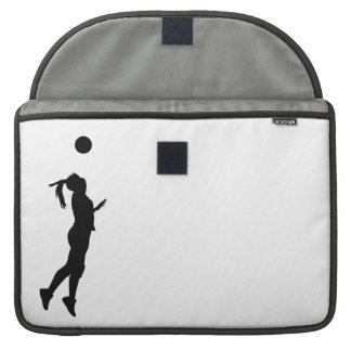 Volleyball MacBook Pro Sleeve