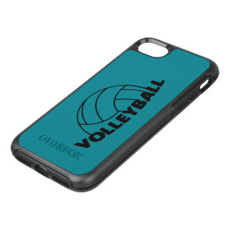 Volleyball OtterBox Symmetry iPhone 8/7 Hülle