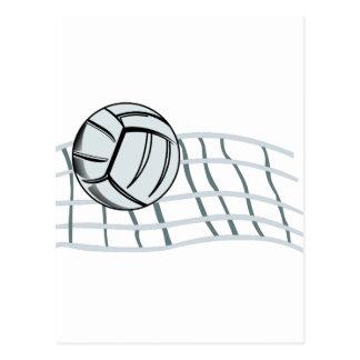 Volleyball Postkarte