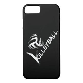 Volleyball-Schmutz-Streifen iPhone 7 Fall iPhone 8/7 Hülle