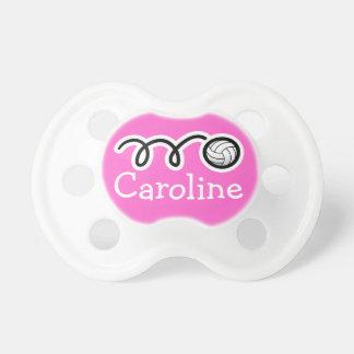 Volleyball-Schnuller für Babymädchen | Schnuller