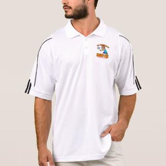 Volleyball-Spieler Polo Shirt