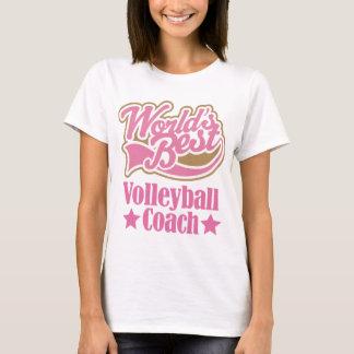 Volleyball-Trainer-Geschenk (Welten am besten) T-Shirt