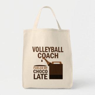 Volleyball-Trainer-(lustiges) Geschenk Einkaufstasche