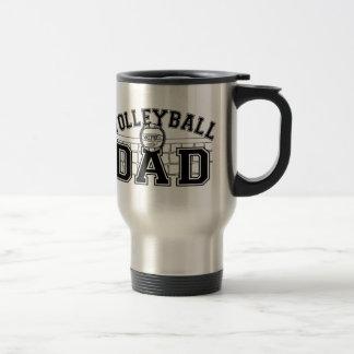 Volleyball-Vati Reisebecher