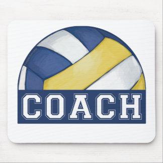 Volleyball-Zug Mousepad