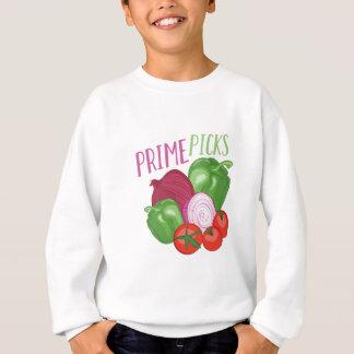 Vollkommenheits-Auswahl Sweatshirt
