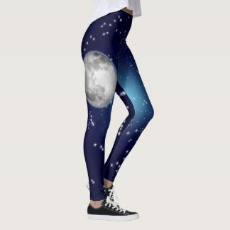 Vollmond-Glühen Leggings