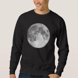 Vollmond-Sweatshirt Pulli