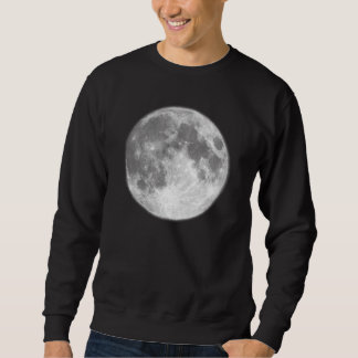 Vollmond-Sweatshirt Sweatshirt