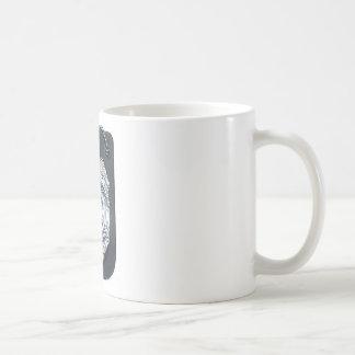 Vollzugsbehördeprodukte Kaffeetasse