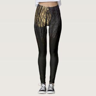 volmond über wald leggings