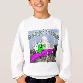 Volt des Drache-Taj Mahal Sweatshirt