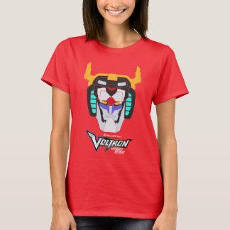 Voltron   farbige Voltron Hauptgraphik T-Shirt