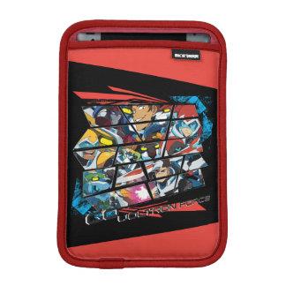 Voltron   gehen Voltron Kraft iPad Mini Sleeve