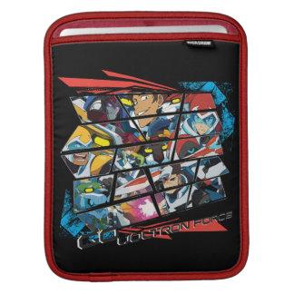 Voltron   gehen Voltron Kraft iPad Sleeve
